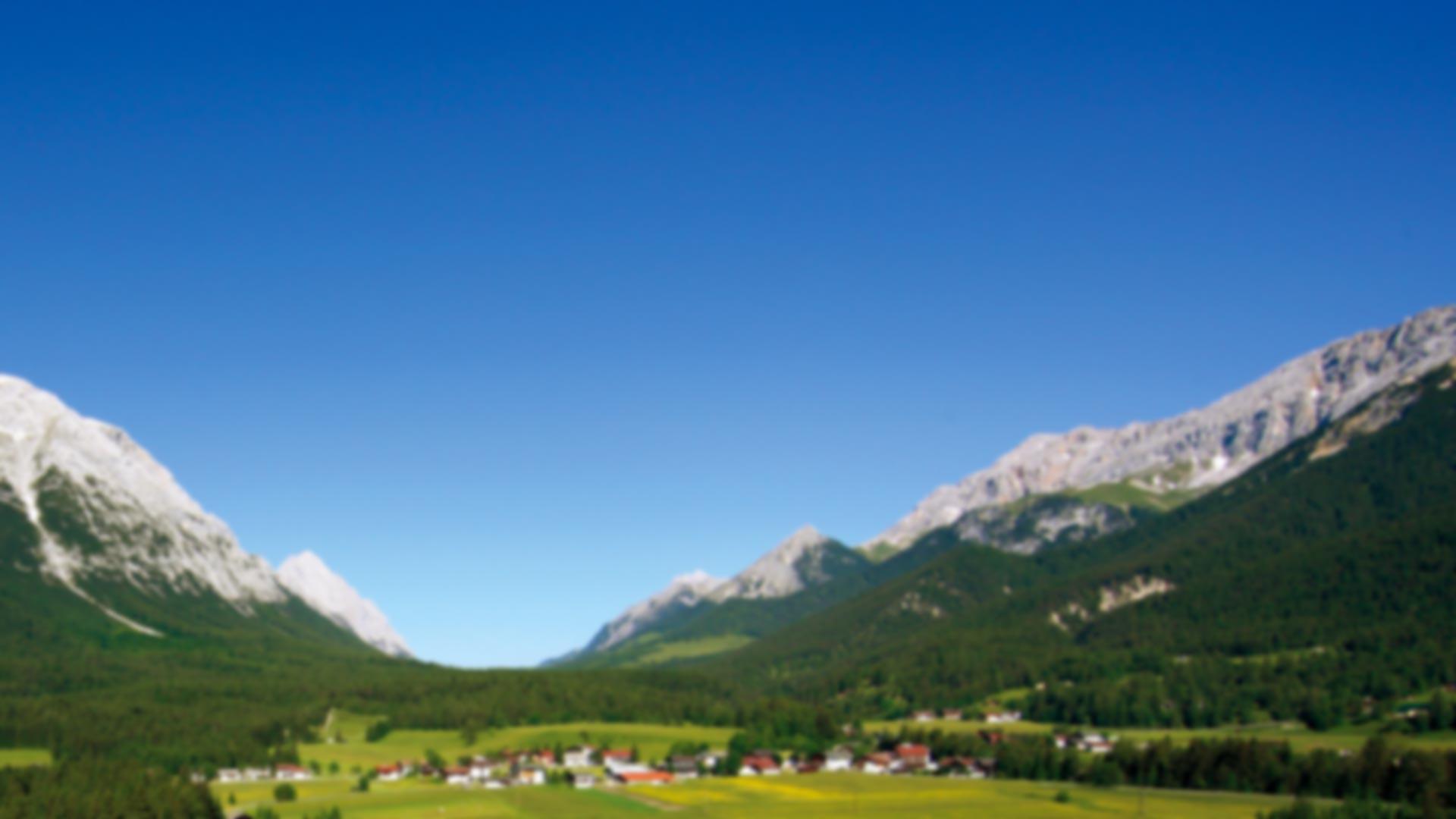 Haus Karwendelblick - Willkommen